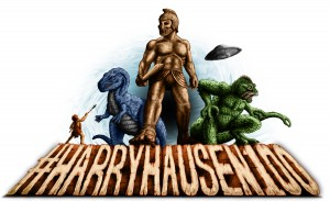 #Harryhausen100_MIKE_THARME